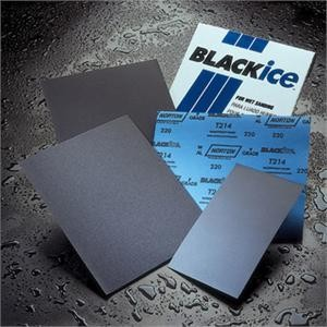 Norton Black Ice Fine 9x11 Full Sheet Sandpaper